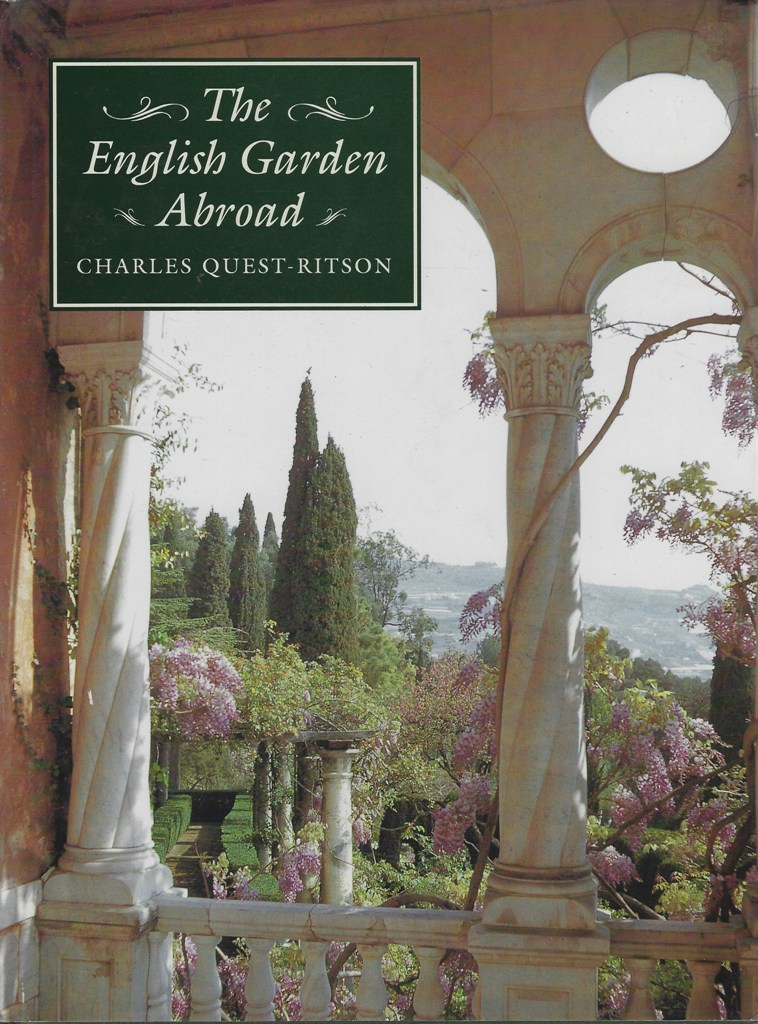 Image for The English Garden Abroad
