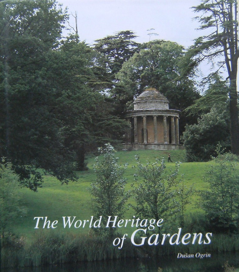 Image for The World Heritage of Gardens