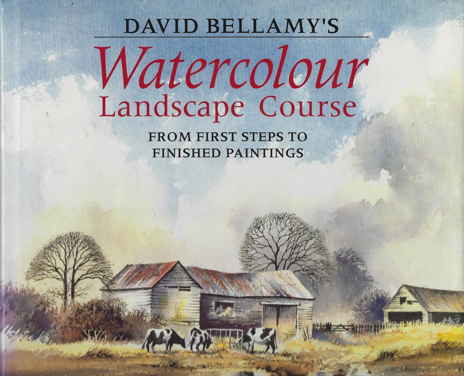 Image for David Bellamy's Watercolour Landscape Course - from first steps to finished paintings