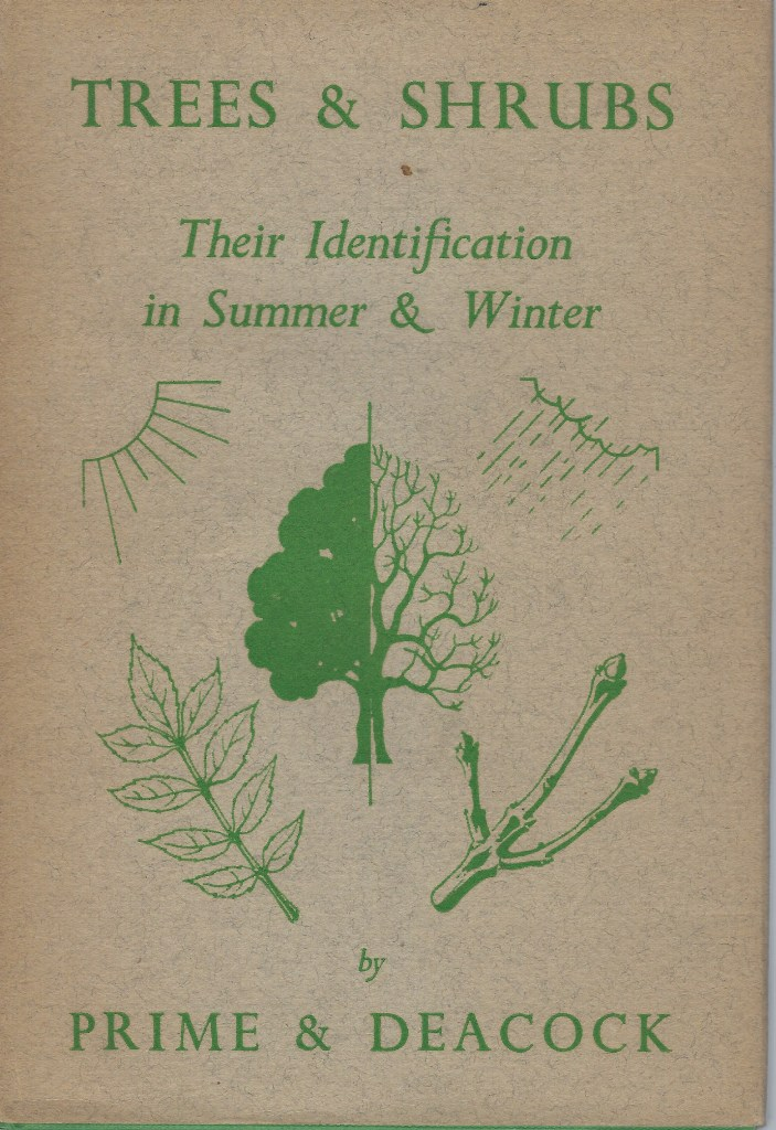 Image for Trees and Shrubs - their identification in summer or winter