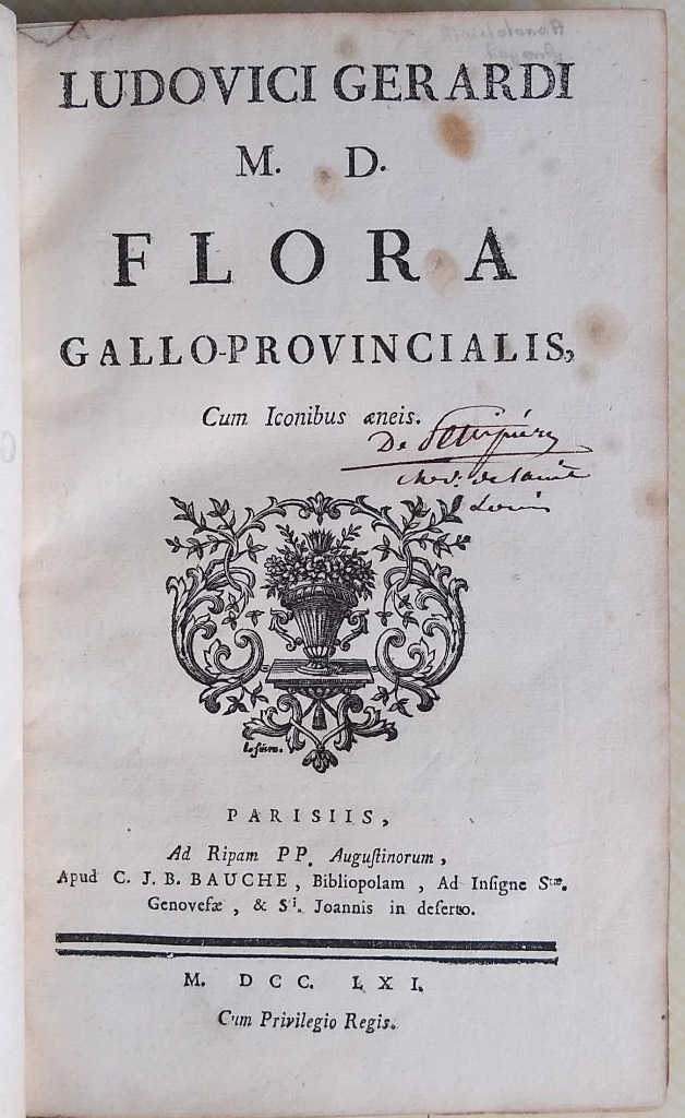 Image for Flora Gallo-Provincialis