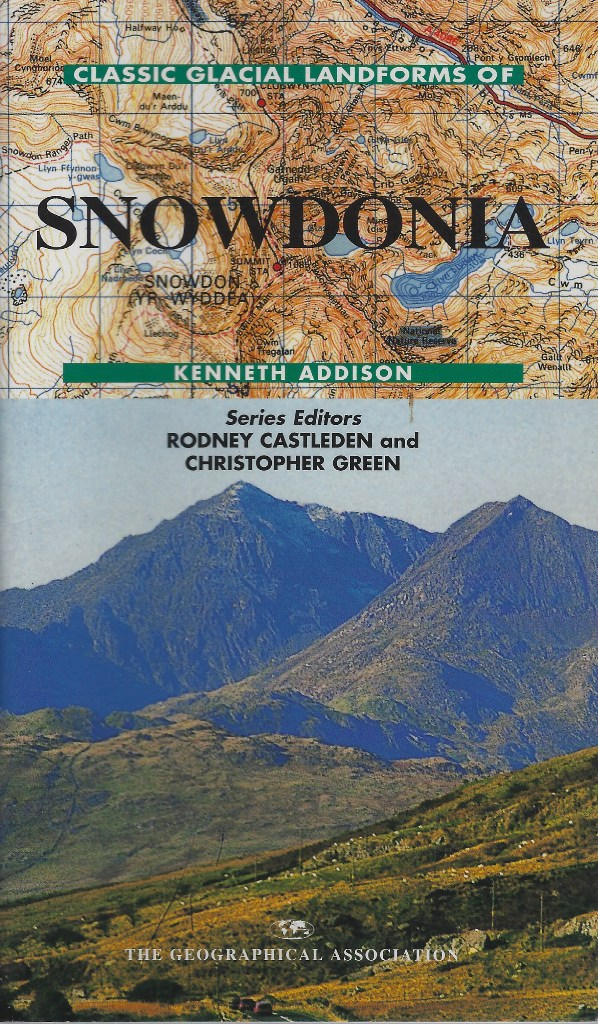 Image for Classic Glacial Landforms of Snowdonia