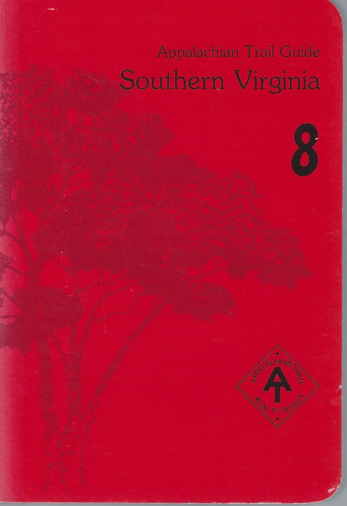 Image for Guide to the Appalachian Trail in Central and Southwestern Virginia