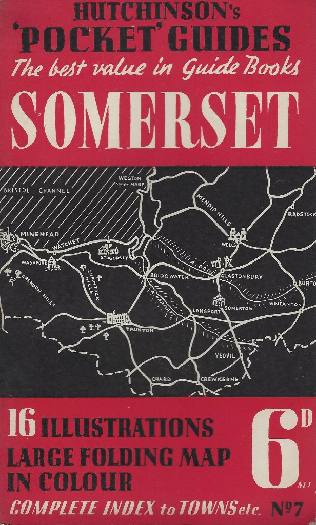 Image for Somerset (Hutchinson Pocket Guide)