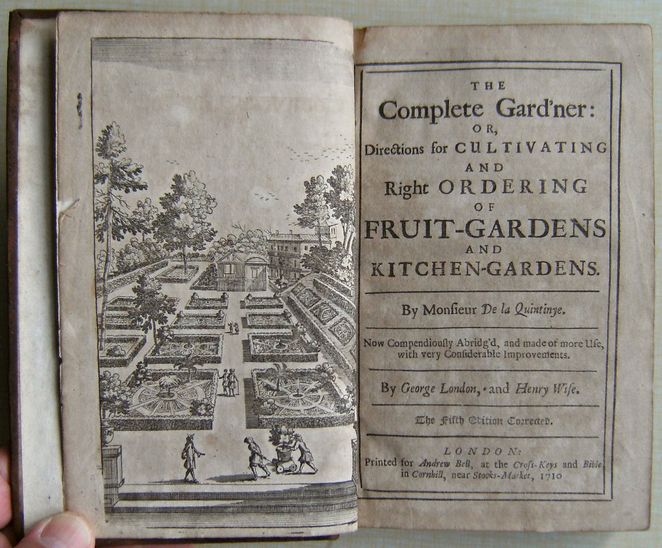 Image for The Complete Gard'ner; or directions for Cultivating and Right Ordering of Fruit Gardens and Kitchen Gardens, now compendiously abridg'd, and made of more use, with very considerable improvements