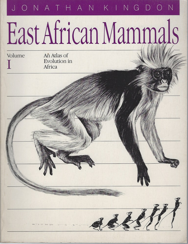 Image for East African Mammals - an atlas of evolution in Africa.  Volume 1