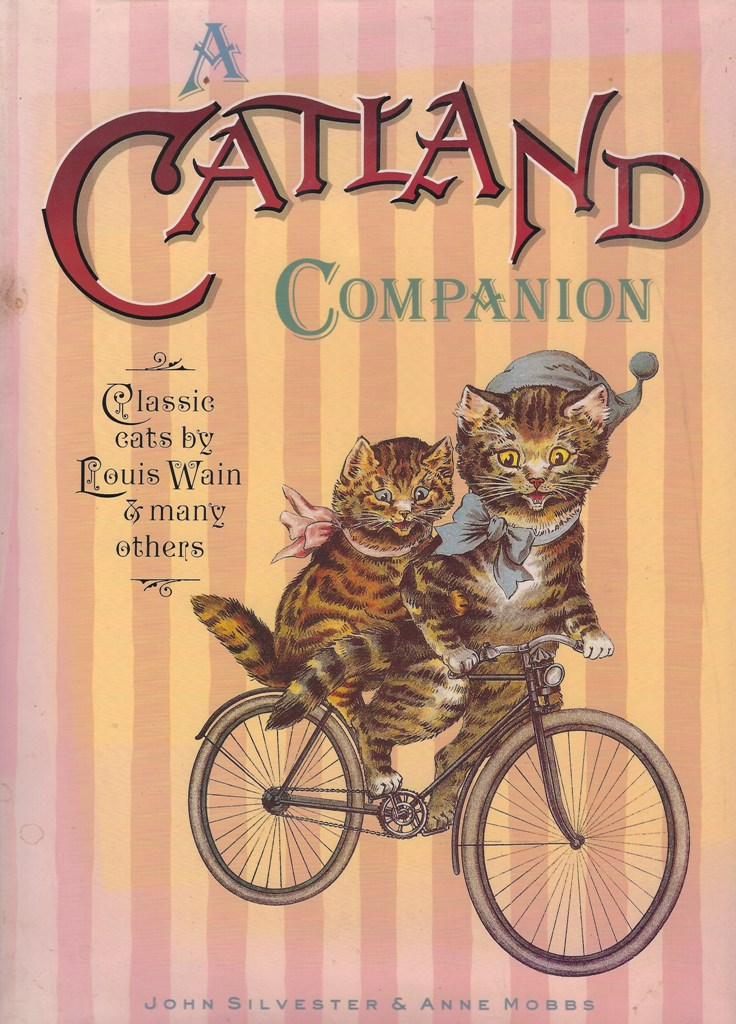 Image for A Catland Companion: Classic Cats by Louis Wain and Many Others