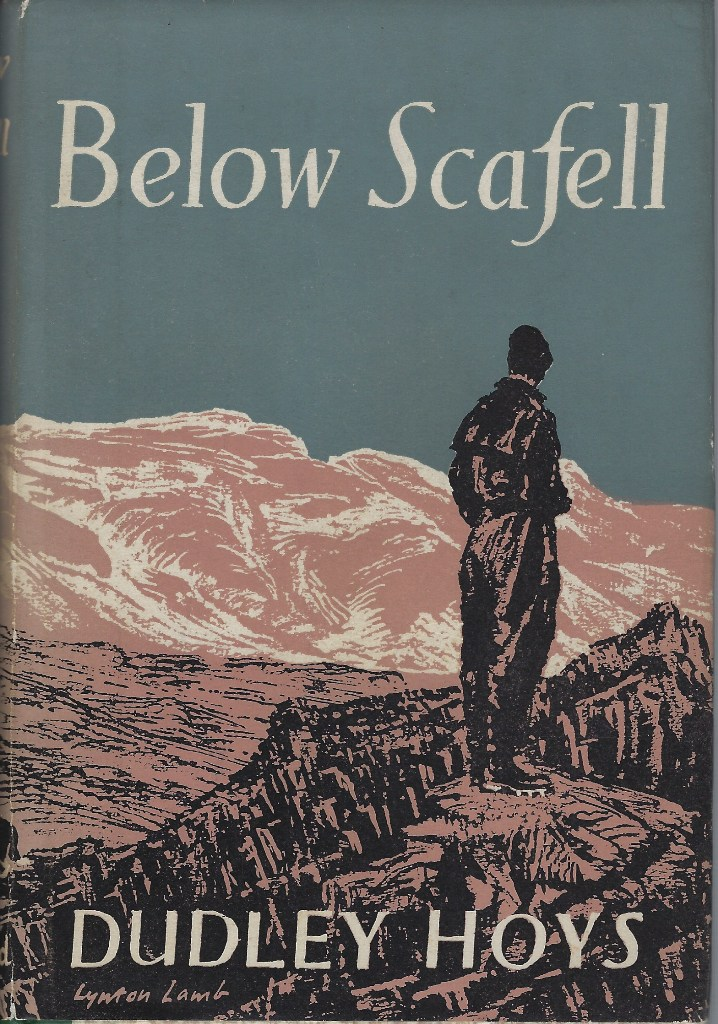 Image for Below Scafell (with signed letter)
