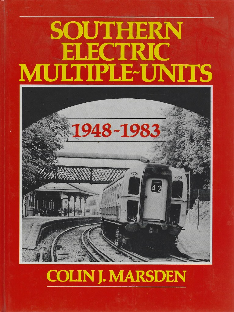 Image for Southern Electric Multiple-Units 1948-1983