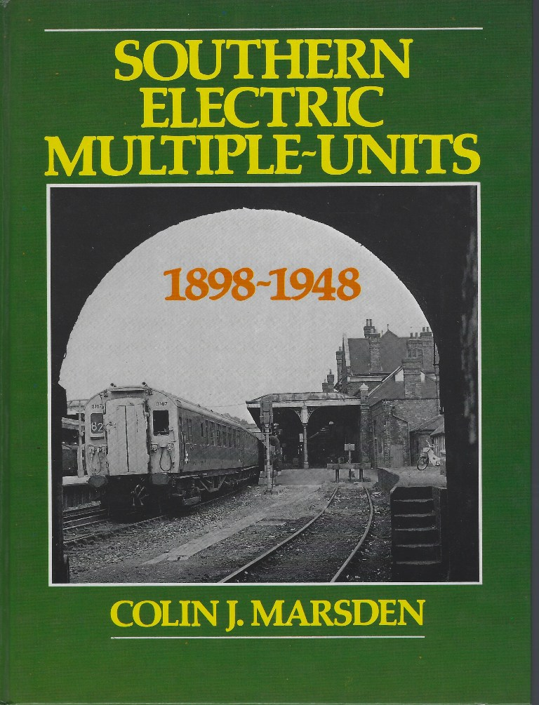 Image for Southern Electric Multiple-Units 1898-1948